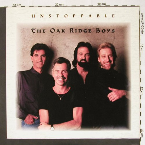 Oak Ridge Boys: Unstoppable, RCA(), D, 91 - LP - B9486 - 5,00 Euro