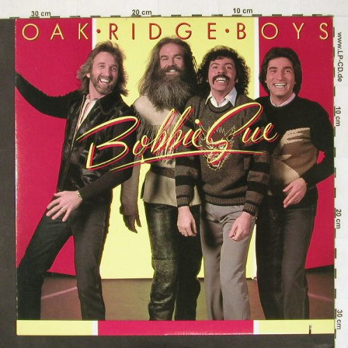 Oak Ridge Boys: Bobbie Sue, Co, MCA(MCA-5294), US, 82 - LP - B9488 - 5,00 Euro
