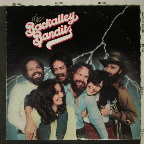 Backalley Bandits: Same, co, London(PS 712), US, 1978 - LP - C7682 - 6,50 Euro