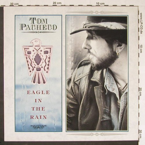 Pacheco,Tom: Eagle In The Rain, Ringsend Road(TPLP 1), UK, 1989 - LP - E46 - 5,00 Euro