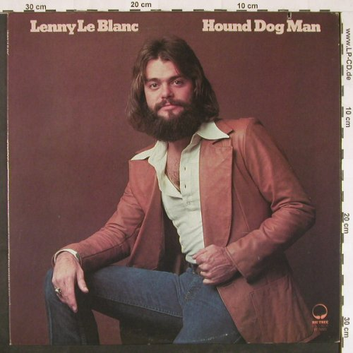 Le Blanc,Lenny: Hound Dog Man, Big Tree(BT 76003), US, 1978 - LP - E526 - 3,00 Euro