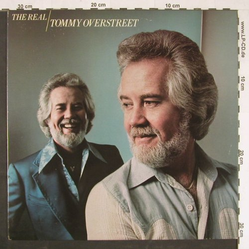 Overstreet,Tommy: The Real, Elektra(6E-226), US, 1979 - LP - E738 - 5,00 Euro