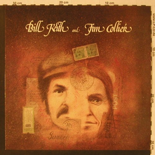 Keith,Bill & Jim Collier: Same, Antagon(ALP 3228), D, 1979 - LP - F3764 - 7,50 Euro