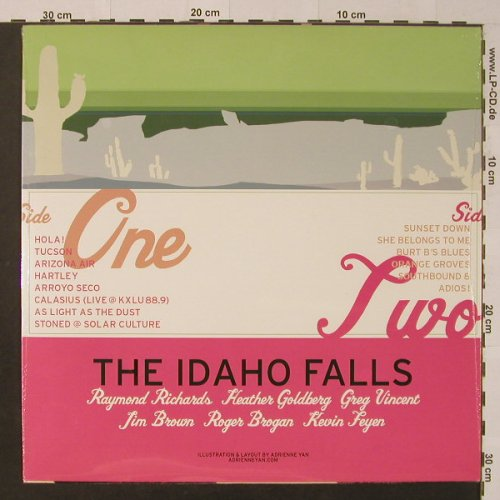 Idaho Falls: Same - EP/LP (Home/Campfire), Idaho Falls(), US, FS-New,  - LP - F4003 - 10,00 Euro