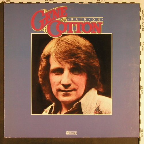 Cotton,Gene: Rain On, vg+/m-, ABC(28 549 XOT), D, 1976 - LP - F9388 - 4,00 Euro