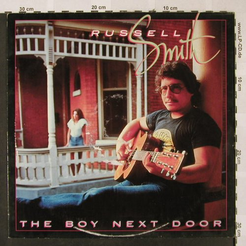 Smith,Russell: The Boy Next Door, m-/vg+, Capitol(2401551), NL, 1984 - LP - H2520 - 4,00 Euro