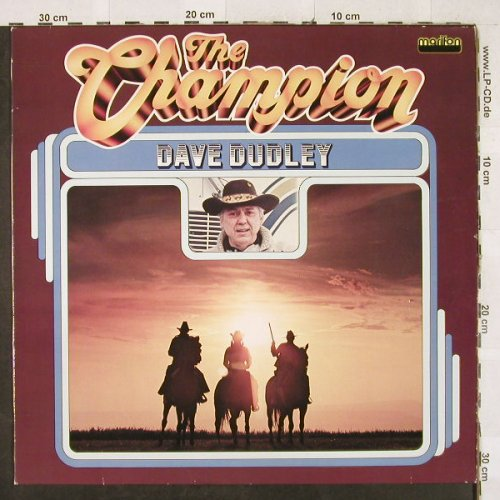 Dudley,Dave: The Champion, Marifon(296 004-241), D, 1981 - LP - H3156 - 5,50 Euro