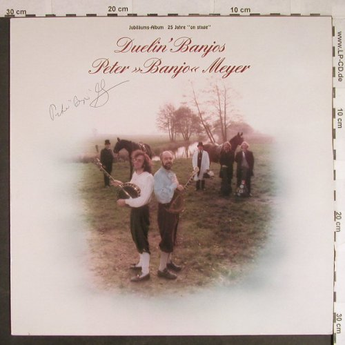 Meyer,Peter'Banjo': Duelin'Banjos, signiert, Happy Bird(B/90164), D, 1983 - LP - H454 - 6,00 Euro