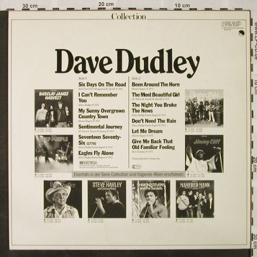 Dudley,Dave: Collection, m-/vg+, EMI(028-64 521), D, 1981 - LP - H4822 - 5,00 Euro