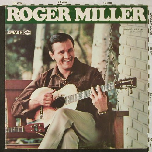 Miller,Roger: Same, Smash/Mercury(SRS-67123), US, co,  - LP - H4840 - 7,50 Euro