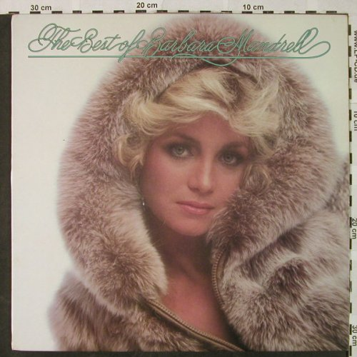 Mandrell,Barbara: The Best of, MCA(AY-1119), US, 1979 - LP - H4853 - 7,50 Euro