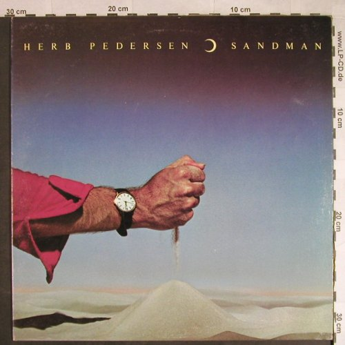 Pedersen,Herb: Sandman, co, Epic(PE 34933), US, 1977 - LP - H550 - 7,50 Euro