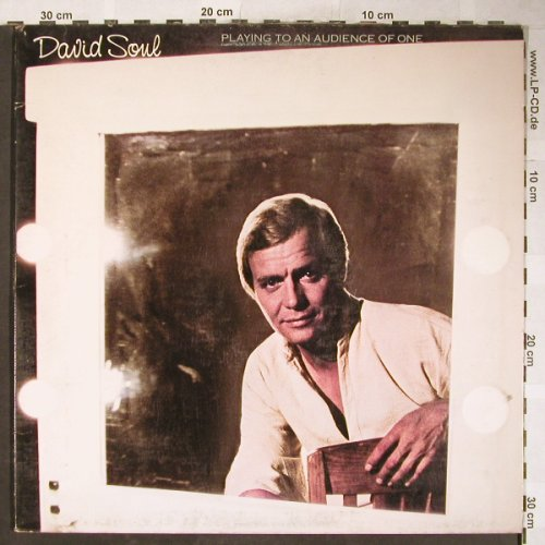 Soul,David: Playing To An Audience Of One,Foc, Private St(PS 7001), US, 1977 - LP - H6033 - 6,00 Euro