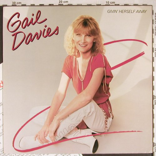 Davies,Gail: Givin'Herself Away, WB(WB K 56 981), D, 1982 - LP - H7854 - 5,00 Euro
