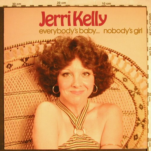 Kelly,Jerri: Everybody's Baby...Nobody's Girl, Intercord(INT 145.026), D, m-/vg+, 1979 - LP - H8273 - 3,00 Euro