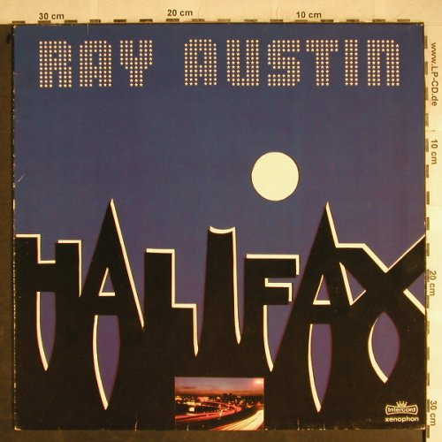 Austin,Ray: Halifax, Intercord/Xenophon(INT 146.001), D, 1980 - LP - H8494 - 5,00 Euro