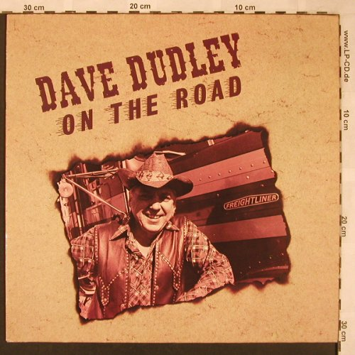 Dudley,Dave: On the Road, Metronome(0060.324), D, 1979 - LP - X1931 - 5,50 Euro