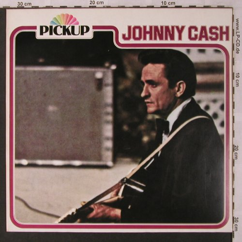 Cash,Johnny: Same, Pickup/Bellaphon(BPU 14006), D, 1976 - LP - X2904 - 5,50 Euro