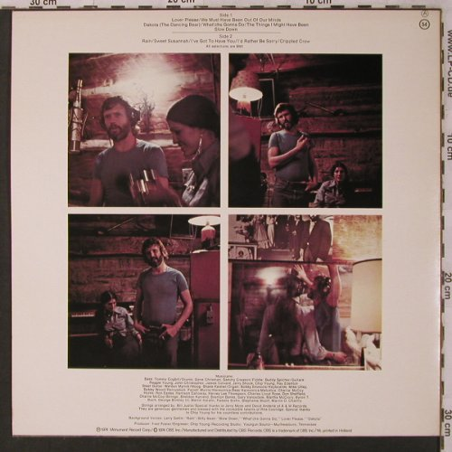 Kristofferson,Kris & Rita Coolidge: Breakaway, Monument(MNT 80547), NL, 1974 - LP - X3003 - 7,50 Euro