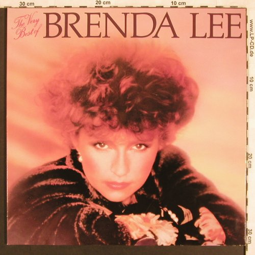 Lee,Brenda: The Very Best Of, Foc, MCA(252 165-1), D, 1985 - 2LP - X3187 - 9,00 Euro