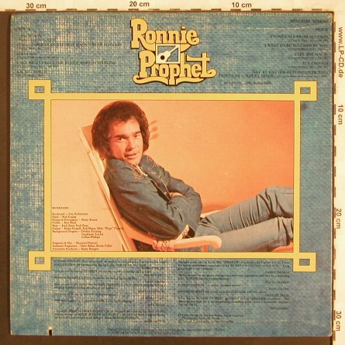 Prophet,Ronnie: Same, RCA(KPL1-0164), US, co, 1976 - LP - X3811 - 6,00 Euro