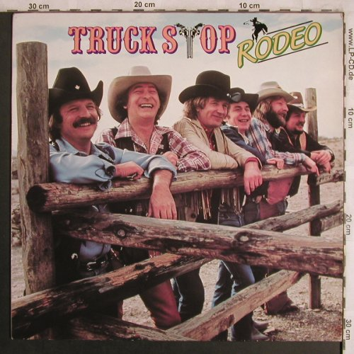 Truck Stop: Rodeo, Nature(0060.529), D, 1982 - LP - X4409 - 6,50 Euro