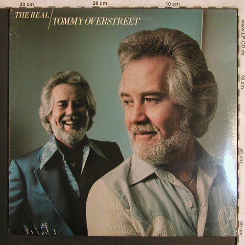 Overstreet,Tommy: The Real, FS-New, Elektra(6E-226), US, 1979 - LP - X4417 - 7,50 Euro