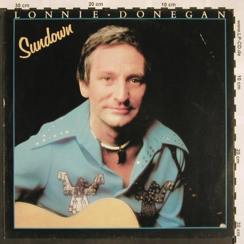 Donegan,Lonnie: Sundown, Chrysalis(6307 643), D, 1978 - LP - X795 - 6,00 Euro