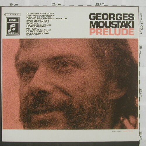 Moustaki,Georges: Prelude, EMI(C 062-10 400), D,  - LP - A3061 - 5,00 Euro