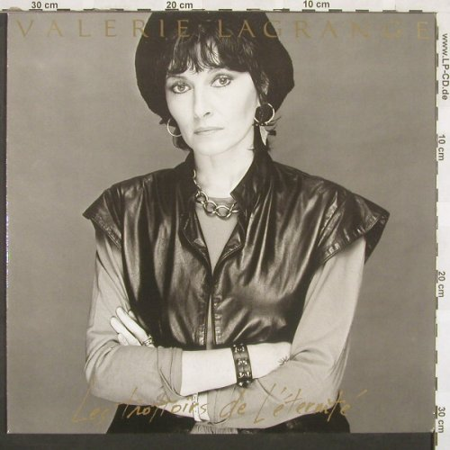 Lagrange,Valerie: Les Trottoirs De L'Eternite, Virgin(205 846-320), D, 83 - LP - A7213 - 7,50 Euro