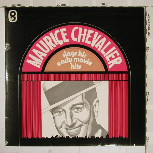 Chevalier,Maurice: Sings His Early Movie Hits, Mono, WRC /EMI(SH 156), UK,  - LP - B4467 - 7,50 Euro