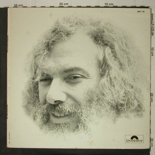 Moustaki,Georges: Same,Foc, vg+/vg+, Polyd.(2401 118), F, 1974 - LP - C7445 - 3,00 Euro
