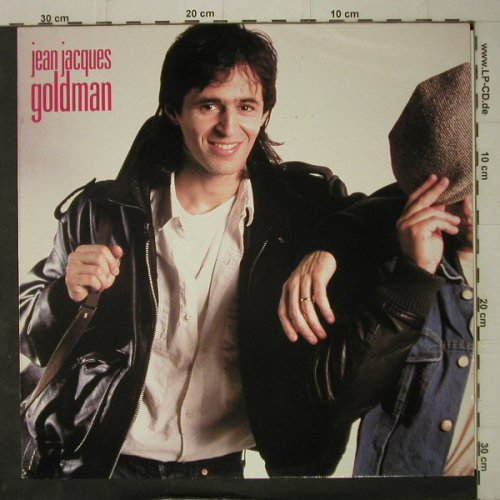 Goldman,Jean-Jacques: Non Homologue, Epic(EPC 26678), NL, 1985 - LP - C7748 - 5,00 Euro