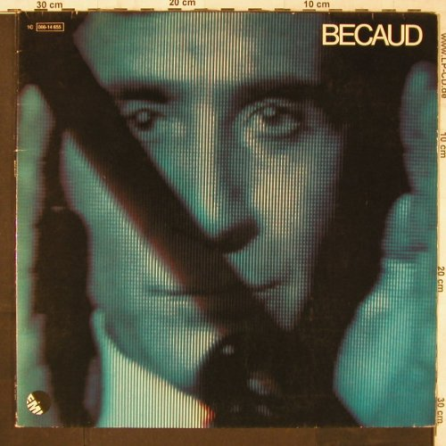 Becaud,Gilbert: Same, EMI(066-14 655), D, 1978 - LP - E6325 - 5,50 Euro