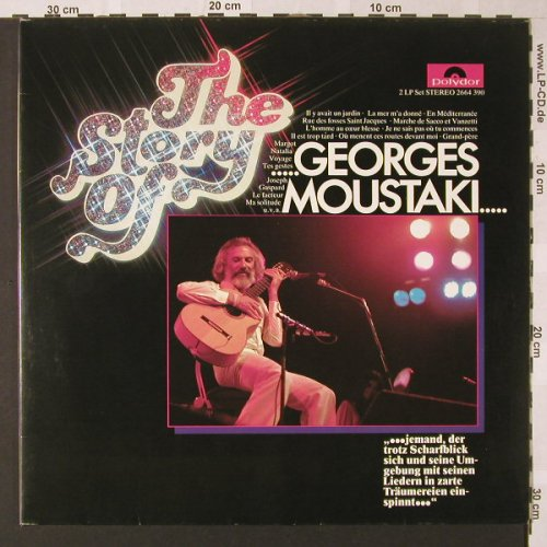 Moustaki,Georges: The Story Of '71,Foc, Ri, Polydor(2664 390), D,  - 2LP - E8266 - 7,50 Euro