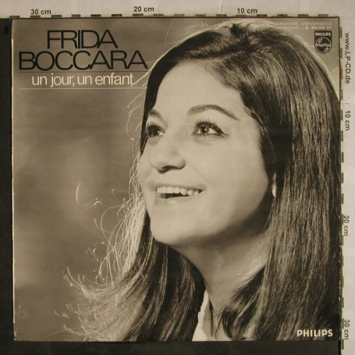 Boccara,Frida: un jour,un enfant, Philips(844.949 BY), F, 1969 - LP - H9475 - 9,00 Euro