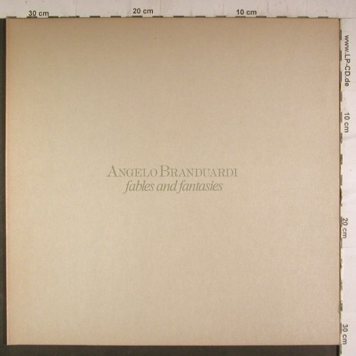 Branduardi,Angelo: Fables and Fantasies,Foc, Musiza(200 906-320), D, 1978 - LP - F6785 - 4,00 Euro
