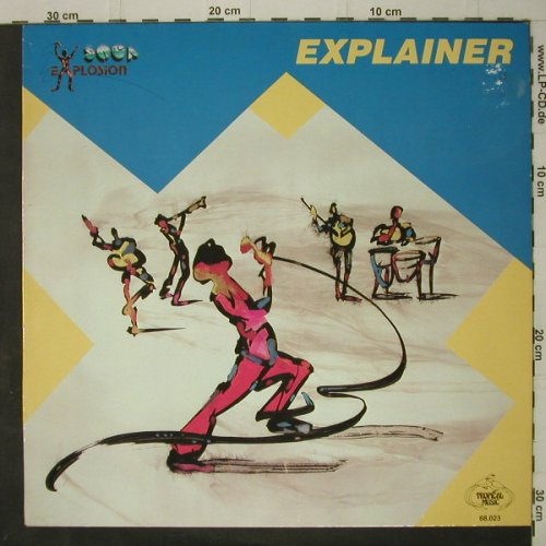Explainer: Same, m-/vg+, Tropical Music(68.023), D, 1987 - LP - C7427 - 5,00 Euro