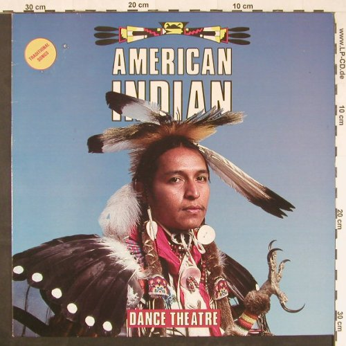 American Indian: Dance Theatre, Buna(82431-1), F,  - LP - E746 - 5,00 Euro