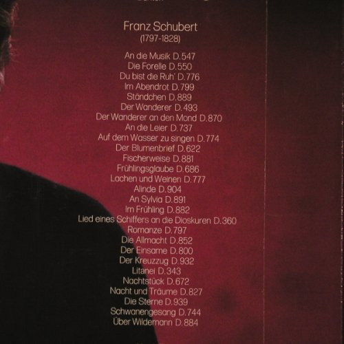 Schubert,Franz: An Die Musik, Box, Philips(6747 326), NL, 1974 - 2LP - K6904 - 9,00 Euro