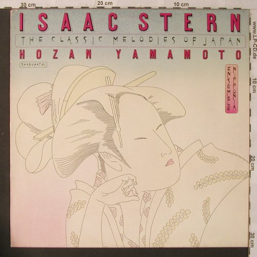 Stern,Isaac: The Classic Melodies Of Japan, CBS(73997), NL, 1981 - LP - K7239 - 5,00 Euro