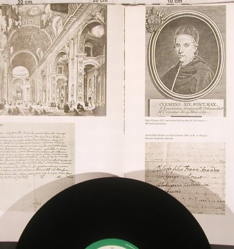 Mozart,Wolfgang Amadeus: Band II(2.Serie), Foc, Booklet, Bastei(43), D,  - 10inch - K9181 - 4,00 Euro