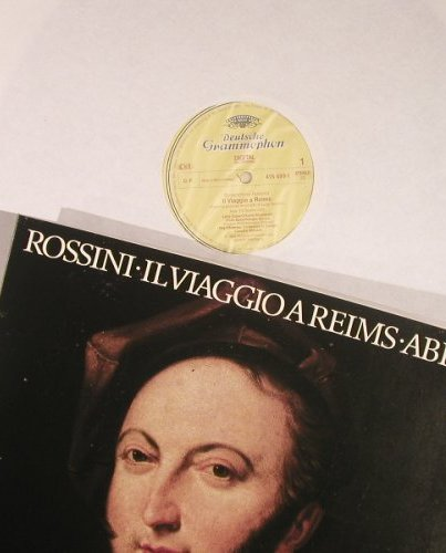Rossini,Gioacchino: IL Viaggio a Reims, Box, D.Gr.(415 498-1), D, 85 - 3LP - K9695 - 15,00 Euro