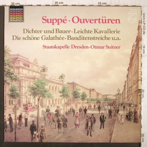 Suppe,Franz von: Ouvertüren, Dichter u.Bauer..., Philips(6527 105), NL, 81 - LP - K9985 - 5,00 Euro