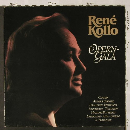 Kollo,Rene: Operngala, Club-Ed., RCAred(43 586-7), D, 1984 - LP - L2570 - 5,00 Euro