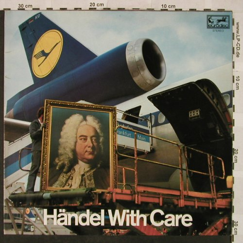 Händel,Georg Friedrich: Händel With Care 2, Eurodisc(202 085-000), D, 1980 - LP - L3439 - 6,00 Euro