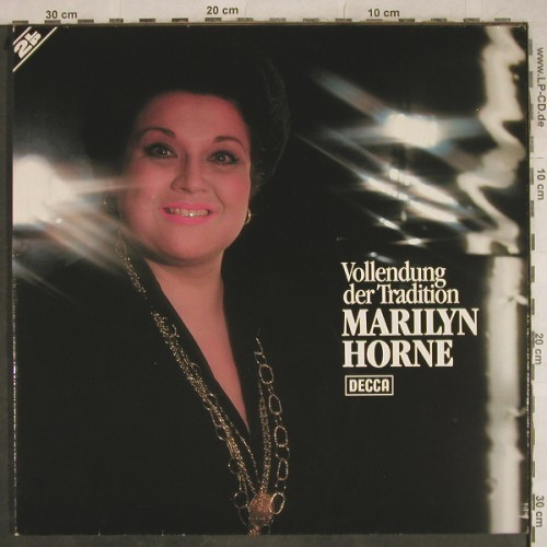 Horne,Marylin: Vollendung der Tradition,Foc, Decca(6.48146 DX), D, Ri, 1980 - 2LP - L4151 - 7,50 Euro