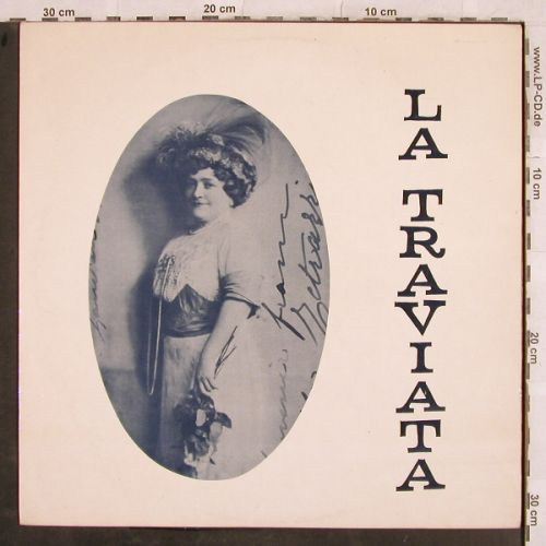 V.A.A Golden Trasury o.t.Past Vol.4: Verdi : La Traviata-Excerpts, Fidelio(ATL 4053), UK, 1963 - LP - L4296 - 7,50 Euro