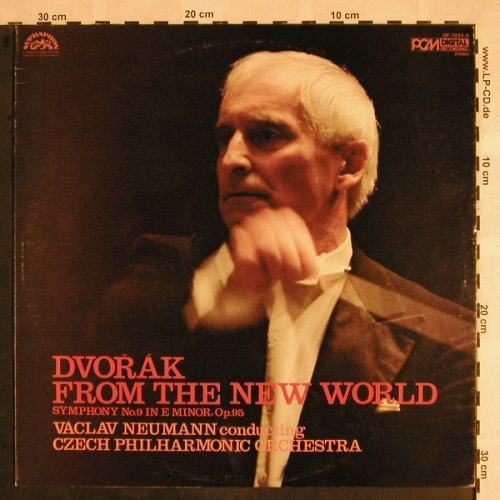 Dvorak,Anton: From The New World/Symph.No.9, Supraphon(OF-7026-S), J, 1982 - LP - L5301 - 12,50 Euro