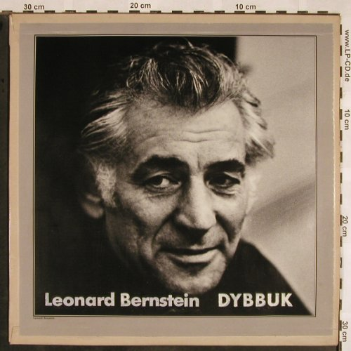 Bernstein,Leonard: Dybbuk, m-/selfmade Cover, G.Gr.Musterplatte(2531 348), D, 1981 - LP - L5518 - 6,00 Euro